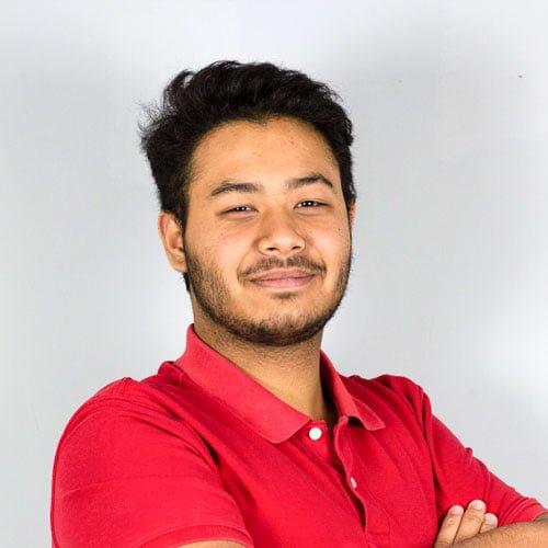 Aryan Shrestha
