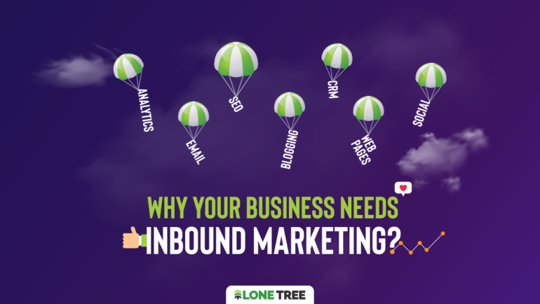 Why your business needs Inbound Marketing?