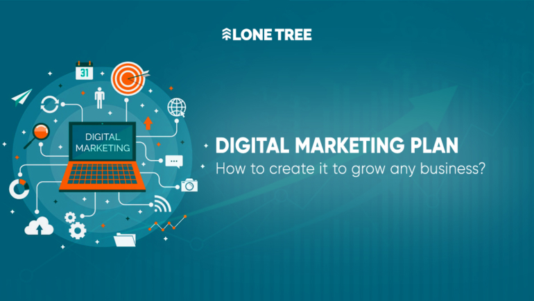 Digital Marketing Plan | How to create it to grow any business?