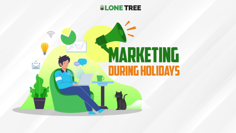 Marketing during holidays
