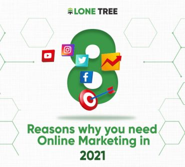 8 Reasons Why You need Online Marketing in 2021